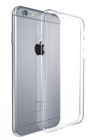 Cover classica trasparente per iphone 6 e 6s