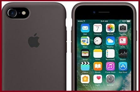 Cover Apple Iphone 7 Silicone Originale
