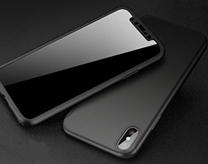 Cover Iphone X 360 Gradi