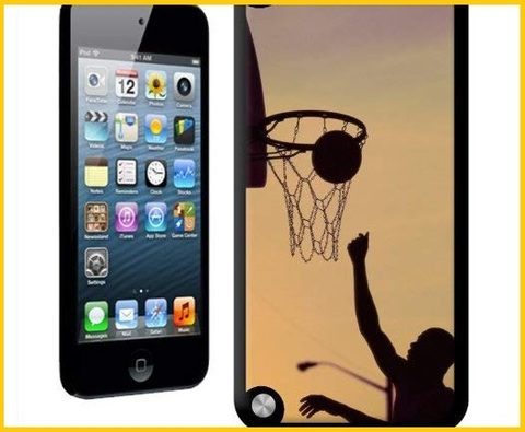 Cover Ipod Touch Basket Protettiva