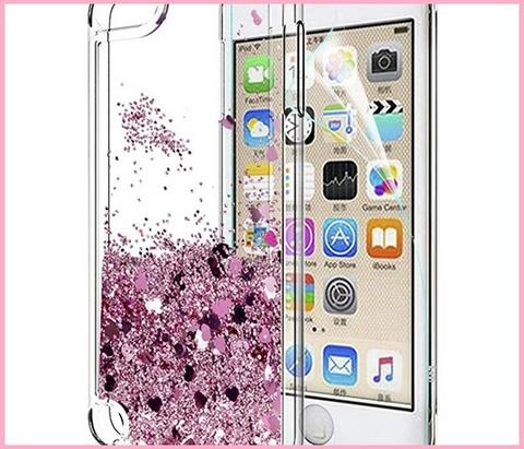 Cover ipod touch brillantini