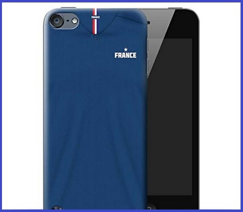 Cover Ipod Touch Calcio Francia