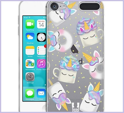 Cover Ipod Touch Con Unicorni Compatibile