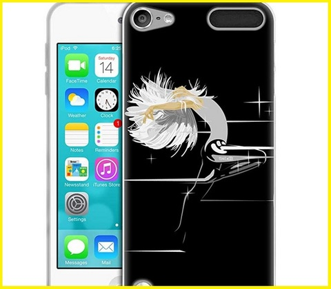 Cover Ipod Touch Danza Compatibile