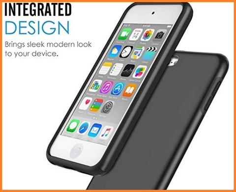 Cover Ipod Touch Generazione Nero