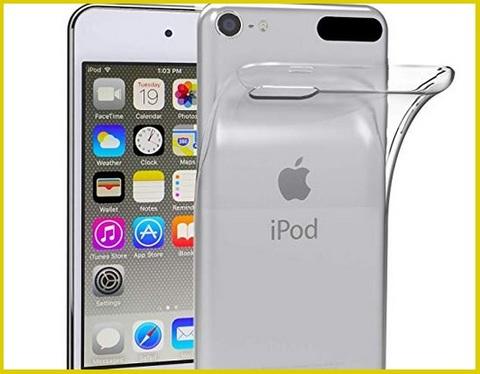 Cover ipod touch trasparente protettiva