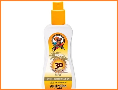 Crema Solare 30 Spray