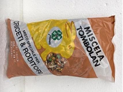 Alimentazione Criceto Comune Cereali