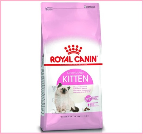 Crocchette Kitten Royal Canin
