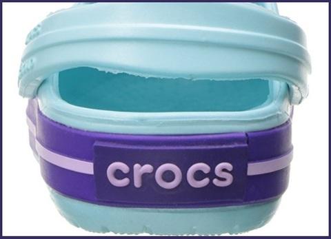 Crocs bambini unisex azzurre