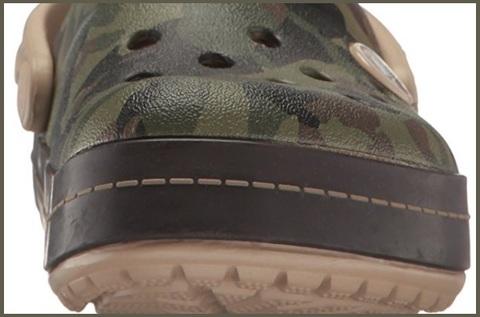 Ciabatte Crocs Graphic Militari
