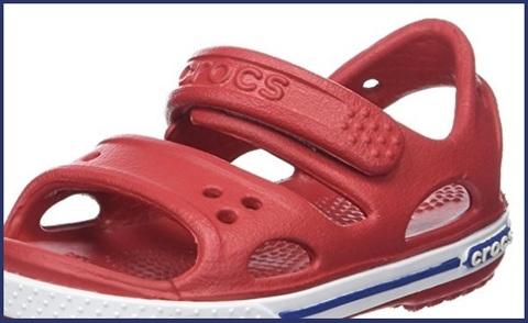 Ciabatte crocs sandali a punta