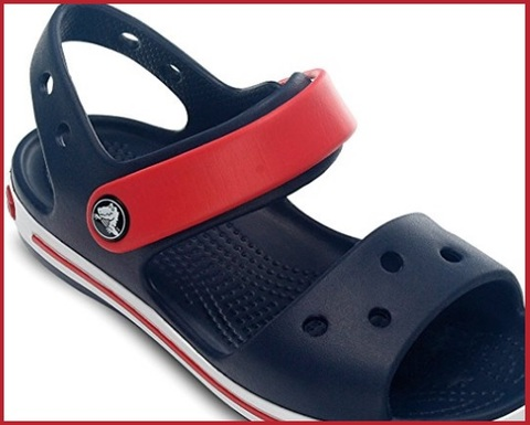 Crocs sandali unisex per bambini