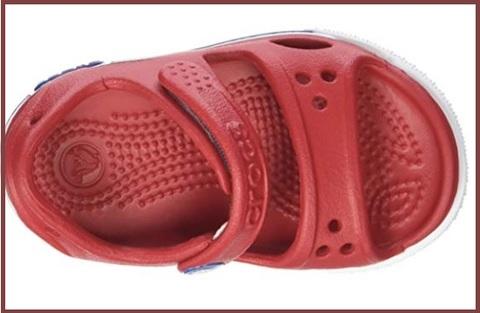 Crocs bimbo 22 punta aperta
