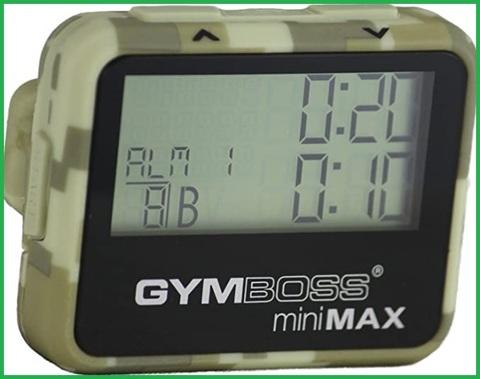 Cronometro digitale programmabile