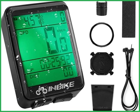 Cronometro bici senza fili
