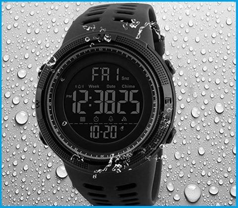Cronometro da polso running