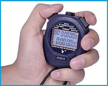 Cronometro digitale professionale
