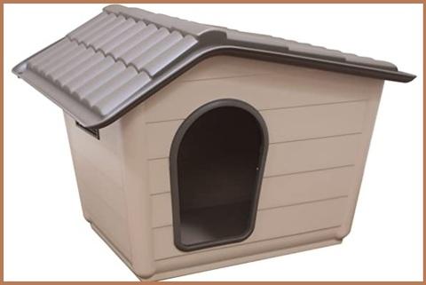 Cuccia media per cani da esterno