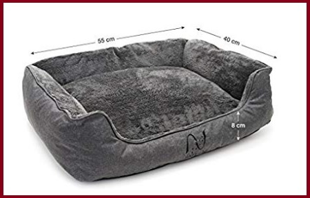 Cuccia Per Cani Da Interno Lavabile