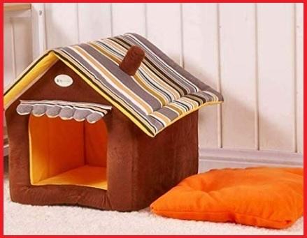 Cuccia Per Cani Da Interno Con Cuscino