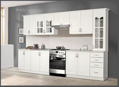 Cucine stile classico-contemporaneo bianca | Grandi Sconti | Cucine ...