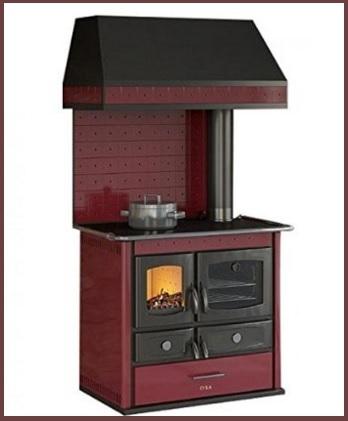 Cucina a legna termocucina funzionale grandi sconti cucine componibili piccole - Amazon cucine componibili ...