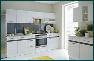 Cucina componibile larice pino