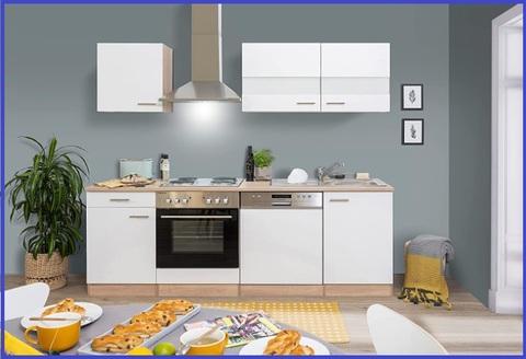 Cucine componibili con elettrodomestici a vista | Grandi Sconti ...
