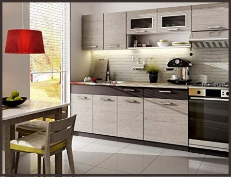 Cucina componibile completa moderna