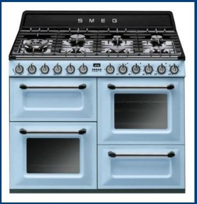 Cucina professionale ma dallo stile classico smeg | Grandi Sconti ...