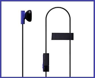 Auricolari ps4 con microfono