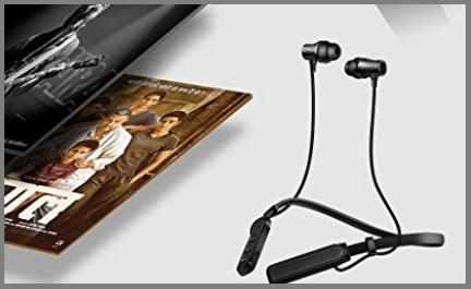 Auricolari wireless bluetooth sport
