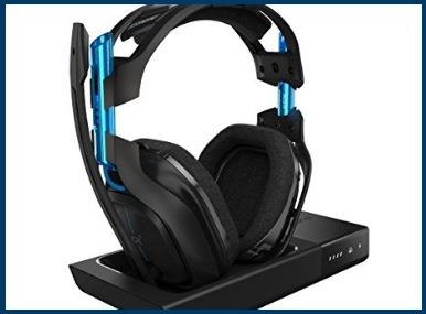 Cuffie astro gaming ps4