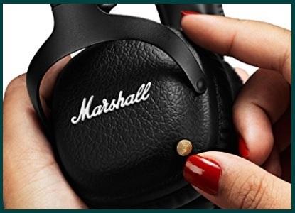Cuffie marshall wireless bluetooth