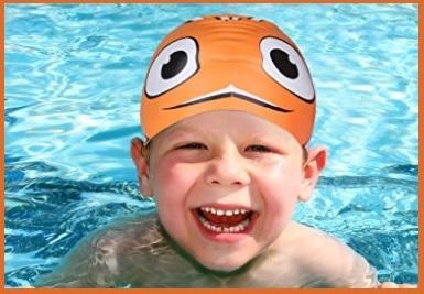 Cuffie piscina divertenti nemo