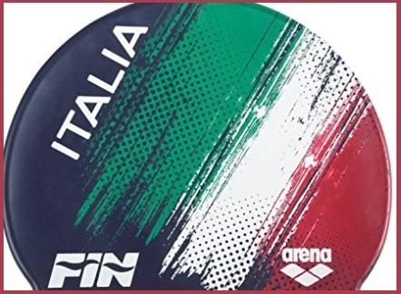 Cuffia in silicone italia arena