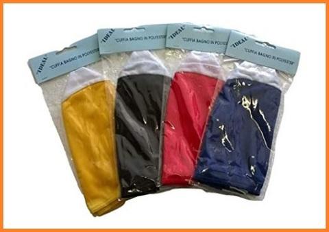 Cuffie da piscina colorate