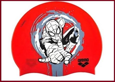 Cuffie per piscina arena spiderman
