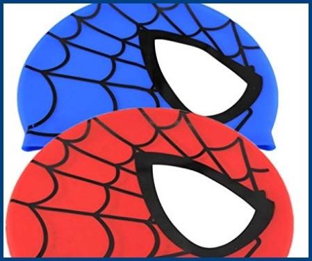 Cuffie Per Piscina Spiderman