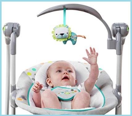 Culle a dondolo per neonati