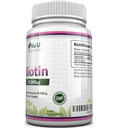 Biotina Propecia Per Crescita Capelli