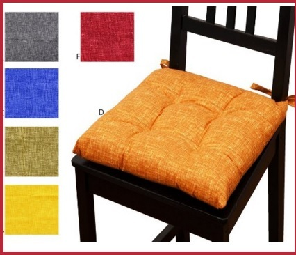 Stunning cuscini sedie cucina photos ideas design 2017 - Cuscini grandi ikea ...