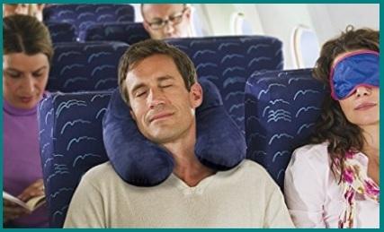 Cuscini Da Viaggio Gonfiabili