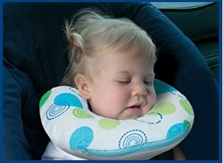 Cuscini da viaggio per bambini