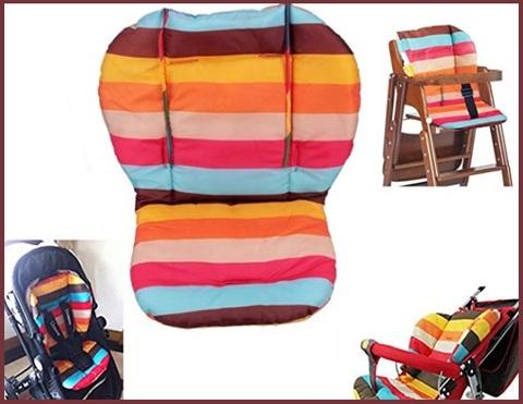Cuscini per seggioloni legno