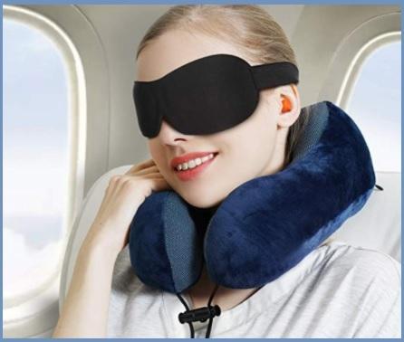 Cuscino Portatile Per Viaggi
