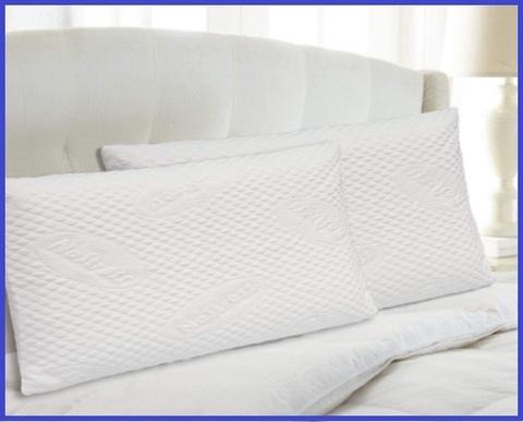 Cuscino ortopedico letto