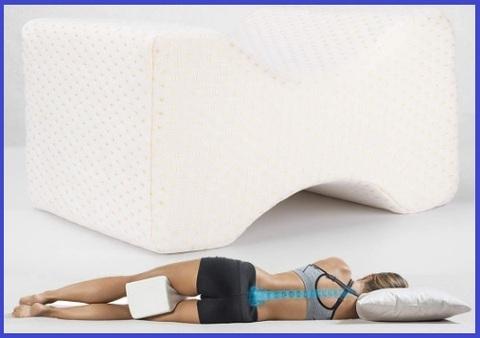 Cuscino per il letto mal di schiena