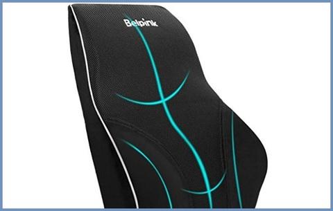 Cuscini per schiena da auto ergonomico
